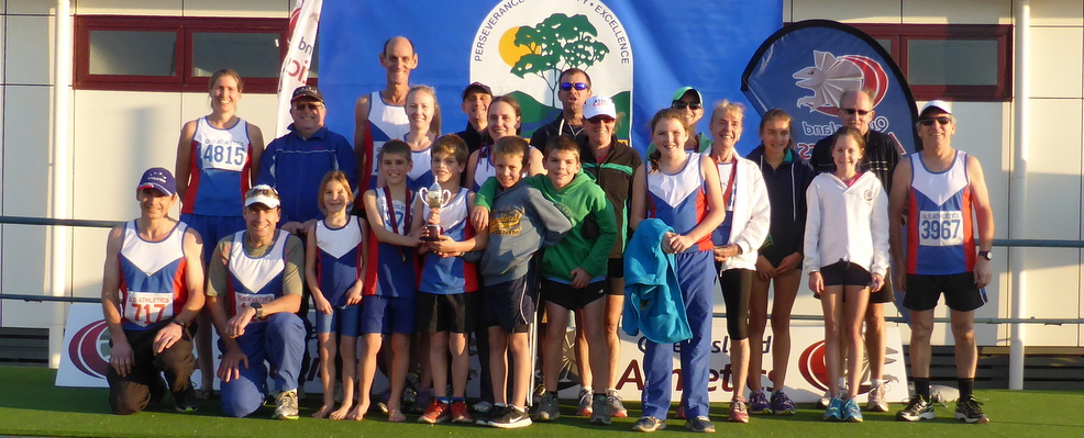 Queensland Cross Country Cup Club Champions 2014 & 2015